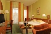 Balkonos kétágyas szoba