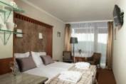 Standard premium dunai szoba
