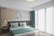 Standard kétágyas szoba - akadálymentes
