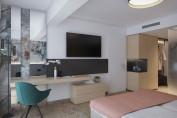 Standard, összenyitható családi szoba