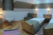 Komfort kétágyas szoba