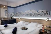 Kétágyas Design szoba