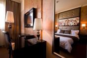 Classic franciaágyas szoba