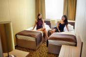 Standard különálló ágyas szoba