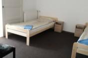 Négyágyas szoba - akadálymentesített