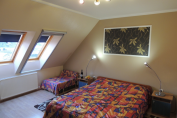 SILVER franciaágyas szoba
