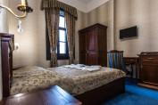 Standard szoba kétszemélyes ággyal vagy 2 külön ággyal