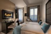 Standard szoba kétszemélyes ággyal + pótággyal