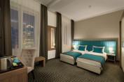 Superior szoba kétszemélyes külön ággyal