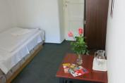 Economy tourist egyágyas szoba