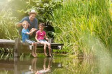 Horgászat családdal!