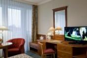 Danubius kétágyas standard szoba