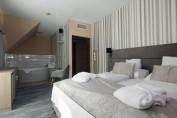 Pezsgő relax szoba