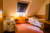 Standard külön ágyas szoba