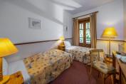 Kétágyas különálló ágyas szoba