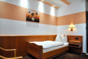 Komfort egyágyas szoba