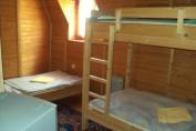 Háromágyas ( különágyas )családi szoba csodás panorámával