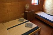 Háromágyas ( Franciaágyas ) családi szoba káprázatos panorámával