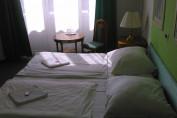 Várra néző Standard 4 fős apartman 2 hálótérrel (pótágyazható)