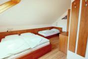 Háromszemélyes szoba