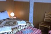 Art franciaágyas szoba