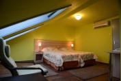 Tetőtéri szobák