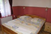 Standard kétágyas/franciaágyas szoba