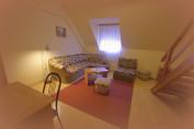 4 ágyas apartman szoba