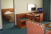 Összenyitható szobák