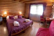 Panorámás standard szoba a rönk- vagy kőépületben