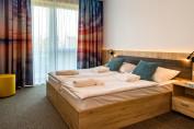 Erkélyes comfort szoba