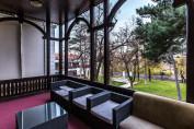2 hálószobás lakosztály terasszal