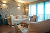 Deluxe Suite (Egy hálószoba+nappali, két légterű)