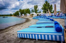 Balatoni szállodák saját stranddal