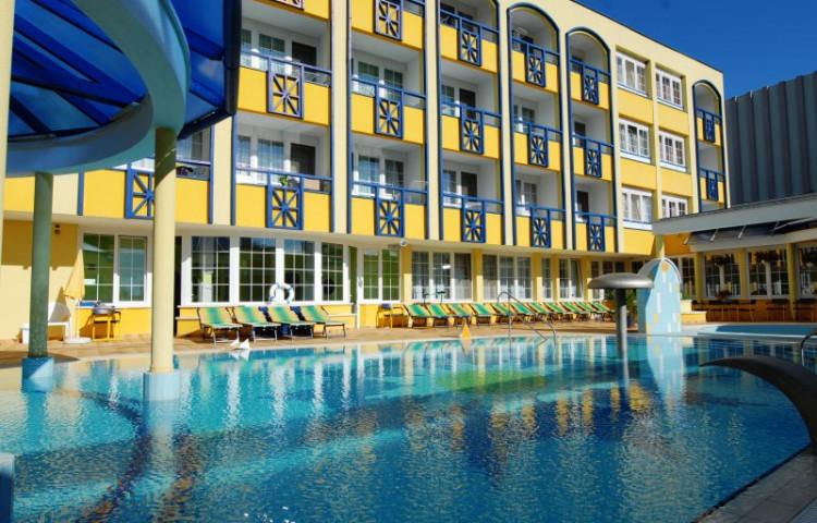 Rudolf Hotel Hajdúszoboszló