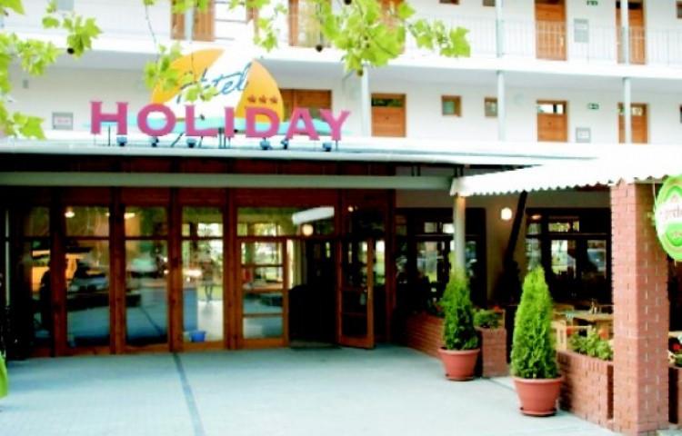 Hotel Holiday Siófok