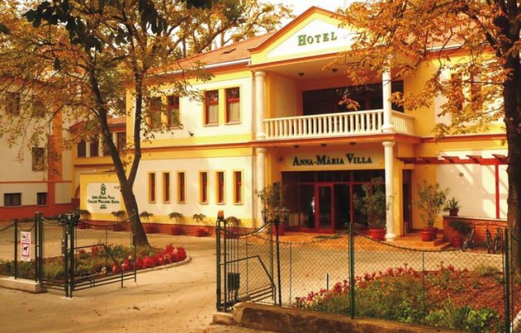 Anna-Mária Villa Hotel Balatonföldvár