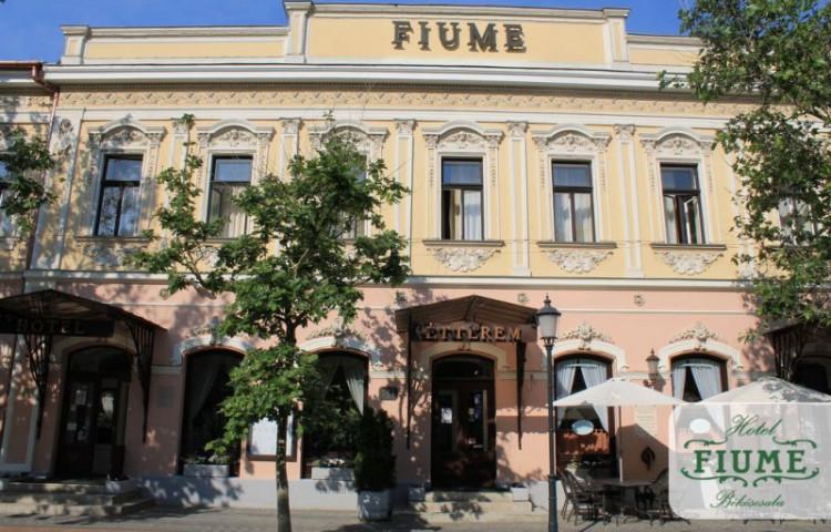Fiume Hotel Békéscsaba